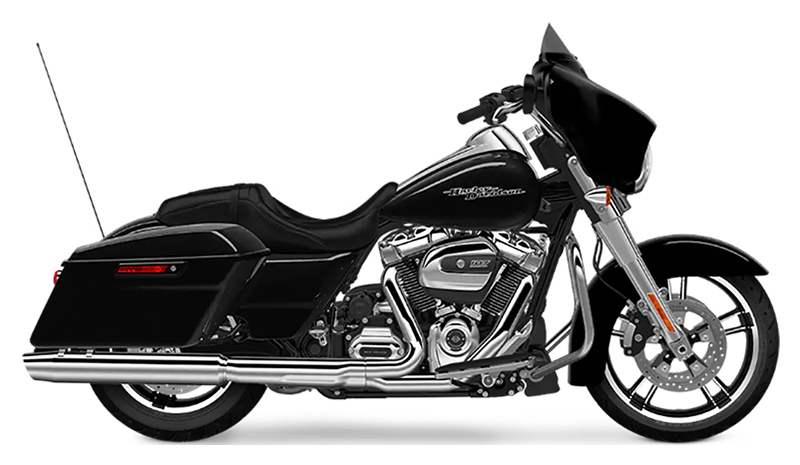 2018 Harley-Davidson Street Glide® in Erie, Pennsylvania - Photo 1