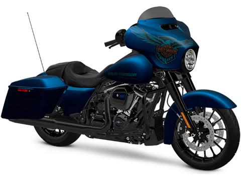 2018 Harley-Davidson 115th Anniversary Street Glide® Special in Waterford, Michigan