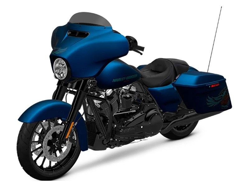 2018 Harley-Davidson 115th Anniversary Street Glide® Special in New York, New York - Photo 4