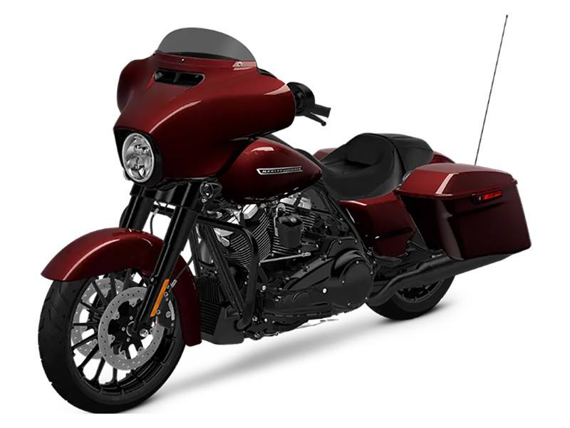 2018 Harley-Davidson Street Glide® Special in Mentor, Ohio - Photo 4