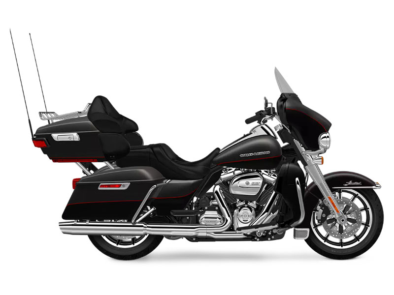 2018 Harley-Davidson Ultra Limited in Davenport, Iowa