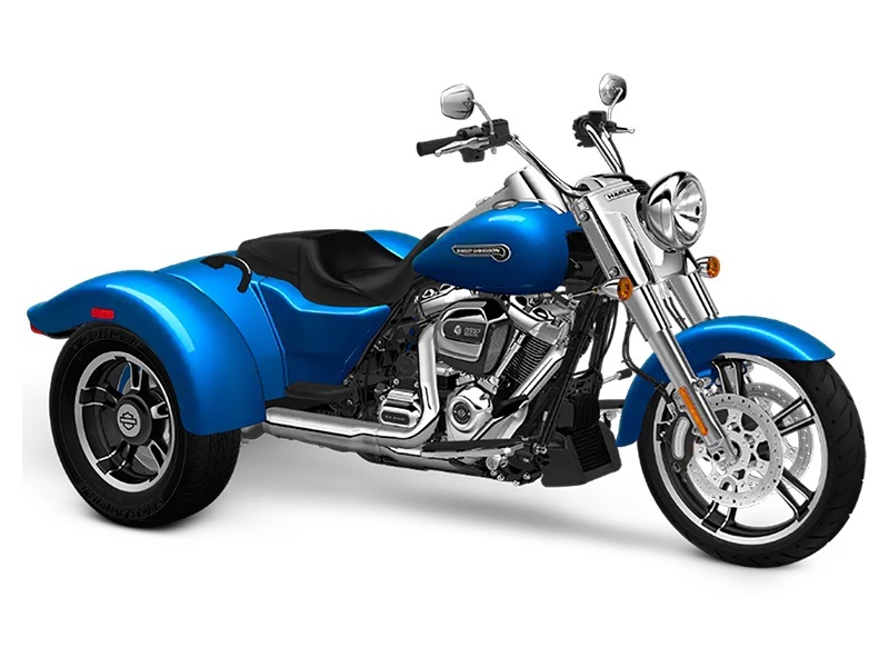 2018 Harley-Davidson Freewheeler® in Richmond, Indiana