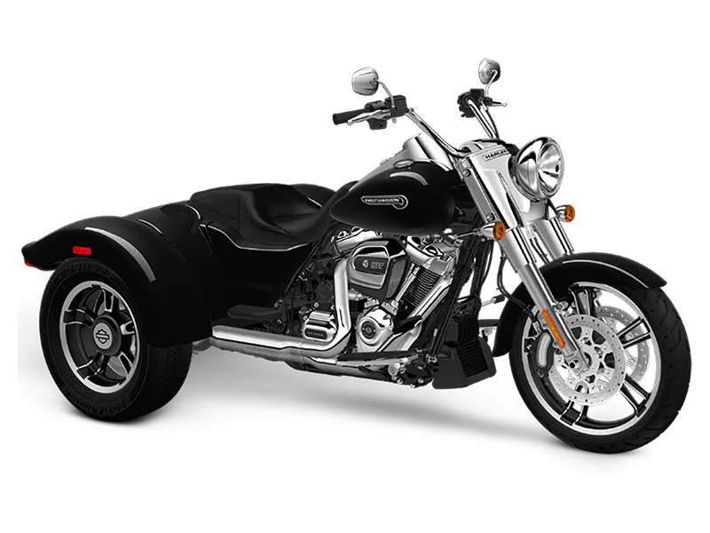2018 Harley-Davidson Freewheeler® in Osceola, Iowa