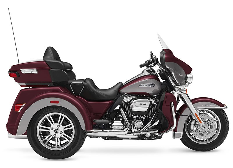 2018 Harley-Davidson Tri Glide® Ultra in Ames, Iowa - Photo 1