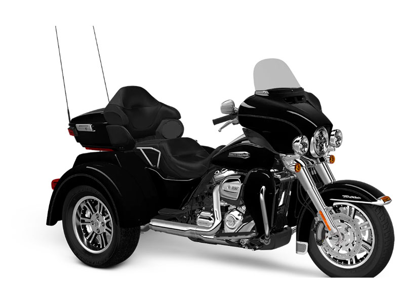 2018 Harley-Davidson Tri Glide® Ultra in Marquette, Michigan