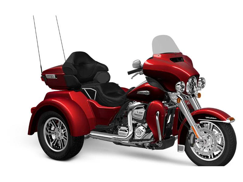 2018 Harley-Davidson Tri Glide® Ultra in Broadalbin, New York