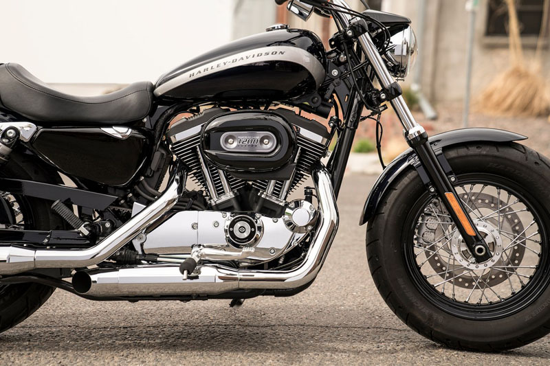 2019 Harley-Davidson 1200 Custom in Forsyth, Illinois - Photo 5