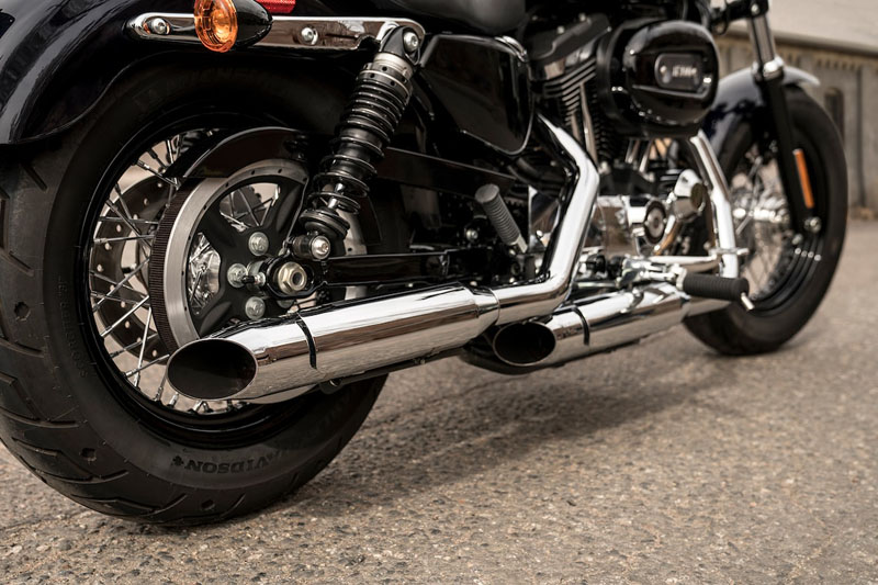2019 Harley-Davidson 1200 Custom in Augusta, Maine - Photo 6