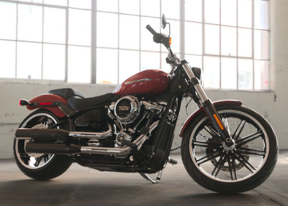 2019 Harley-Davidson Breakout® 107 in Pittsfield, Massachusetts