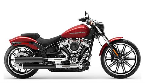 2019 Harley-Davidson Breakout® 107 in Waterloo, Iowa