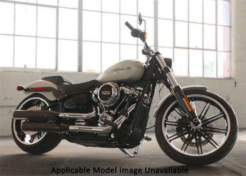 2019 Harley-Davidson Breakout® 114 in Broadalbin, New York