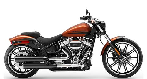 2019 Harley-Davidson Breakout® 114 in Waterloo, Iowa
