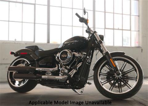 2019 Harley-Davidson Breakout® 114 in Pittsfield, Massachusetts