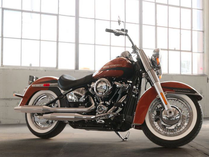 New 2019 Harley Davidson Deluxe Motorcycles In Washington Ut