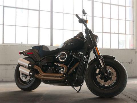 2019 Harley-Davidson Fat Bob® 107 in Broadalbin, New York