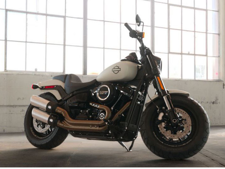 2019 Harley-Davidson Fat Bob® 107 in Washington, Utah