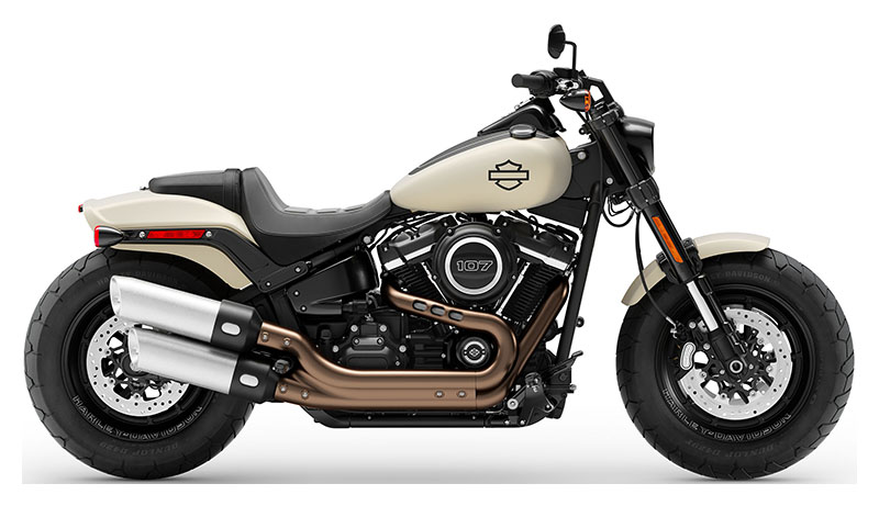 2019 Harley-Davidson Fat Bob® 107 in Fremont, Michigan