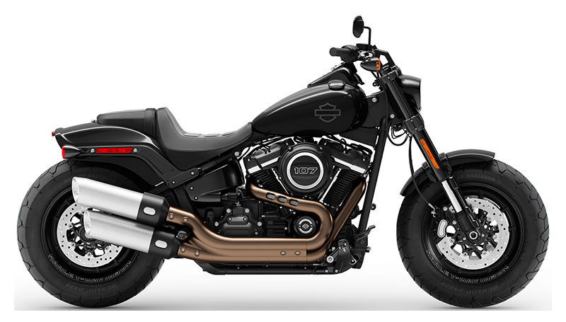 2019 Harley-Davidson Fat Bob® 107 in Osceola, Iowa