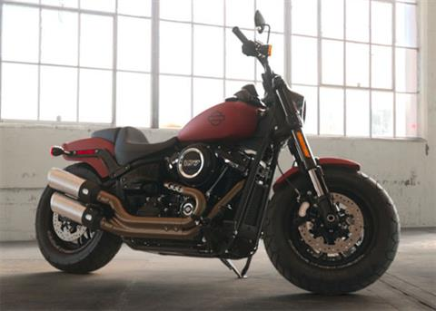 2019 Harley-Davidson Fat Bob® 107 in Rothschild, Wisconsin