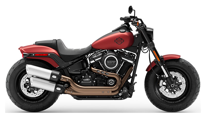 2019 Harley-Davidson Fat Bob® 107 in Norfolk, Virginia