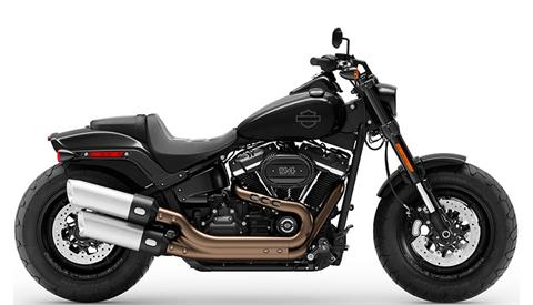 2019 Harley-Davidson Fat Bob® 114 in New York Mills, New York
