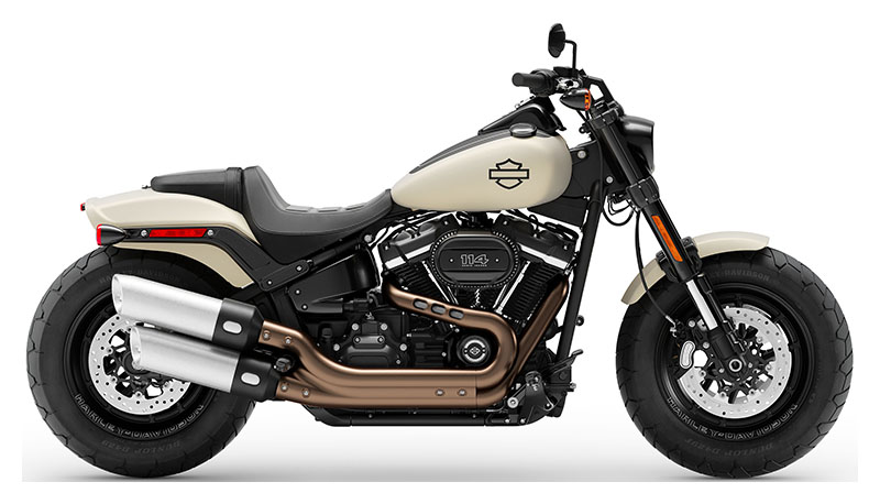 2019 Harley-Davidson Fat Bob® 114 in Belmont, Ohio