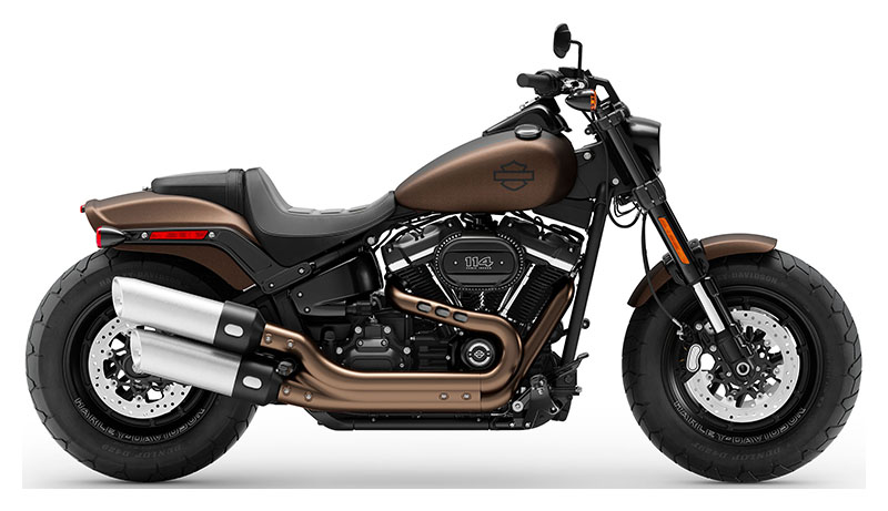 2019 Harley-Davidson Fat Bob® 114 in Mentor, Ohio