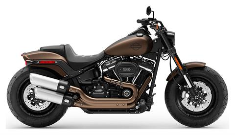 2019 Harley-Davidson Fat Bob® 114 in Augusta, Maine