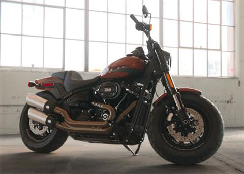 2019 Harley-Davidson Fat Bob® 114 in Waterford, Michigan
