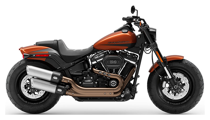 2019 Harley-Davidson Fat Bob® 114 in Salina, Kansas