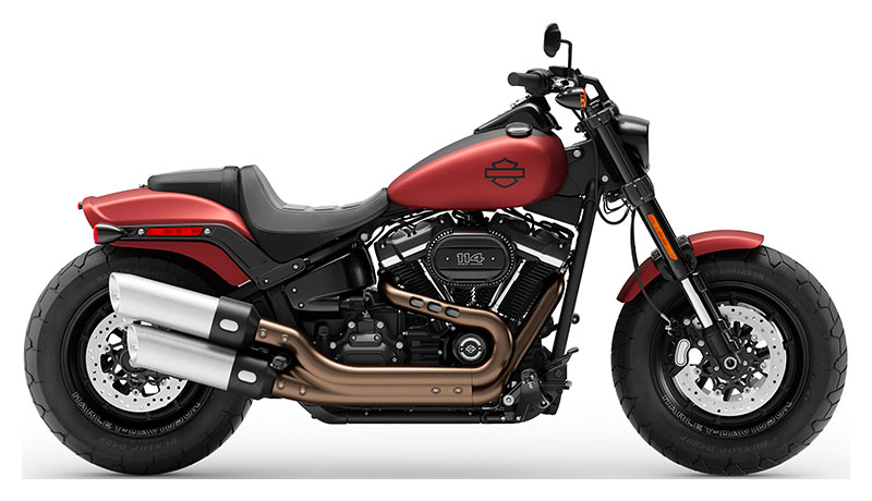 2019 Harley-Davidson Fat Bob® 114 in Green River, Wyoming