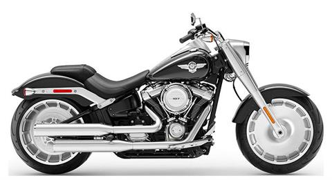 2019 Harley-Davidson Fat Boy® 107 in Osceola, Iowa