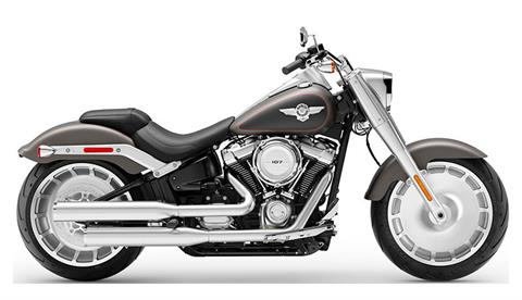 2019 Harley-Davidson Fat Boy® 107 in Portage, Michigan