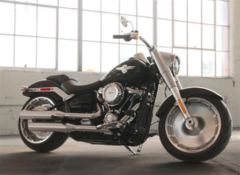 2019 Harley-Davidson Fat Boy® 107 in Johnstown, Pennsylvania