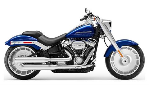 2019 Harley-Davidson Fat Boy® 114 in Bloomington, Indiana