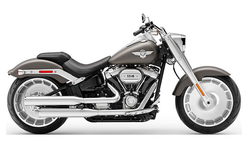 2019 Harley-Davidson Fat Boy® 114 in Marion, Indiana
