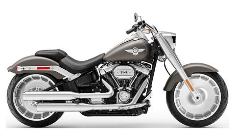 2019 Harley-Davidson Fat Boy® 114 in Plainfield, Indiana