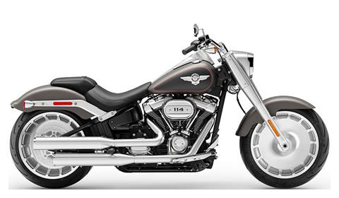 2019 Harley-Davidson Fat Boy® 114 in Carroll, Iowa