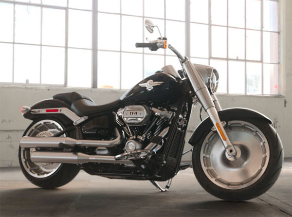 2019 Harley-Davidson Fat Boy® 114 in Broadalbin, New York
