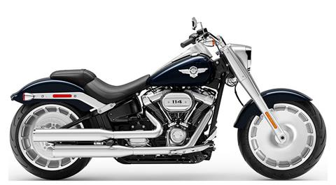 2019 Harley-Davidson Fat Boy® 114 in Augusta, Maine
