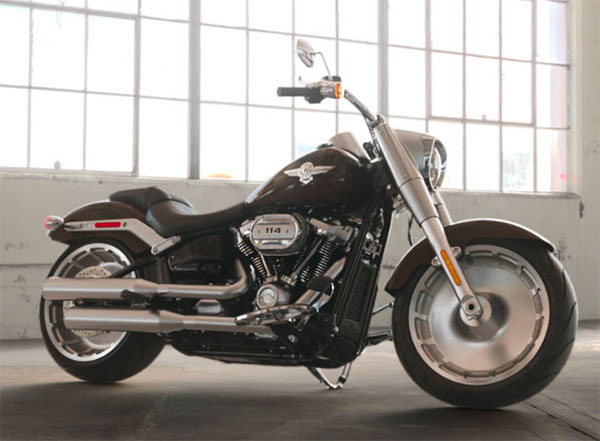 2019 Harley-Davidson Fat Boy® 114 in Richmond, Indiana
