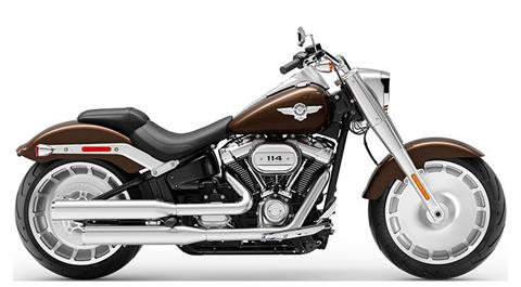 2019 Harley-Davidson Fat Boy® 114 in Flint, Michigan