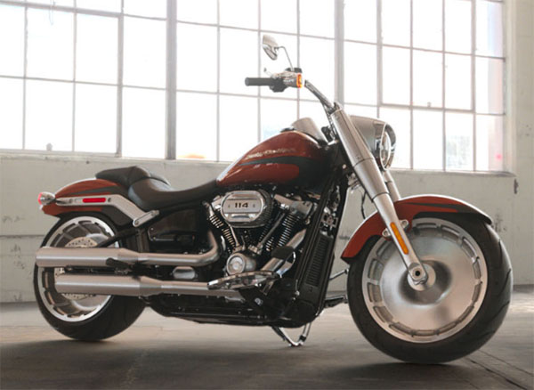 2019 Harley-Davidson Fat Boy® 114 in Junction City, Kansas