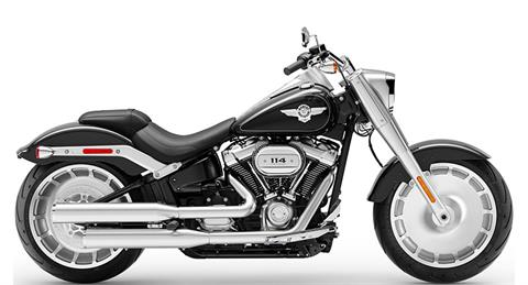 2019 Harley-Davidson Fat Boy® 114 in Michigan City, Indiana