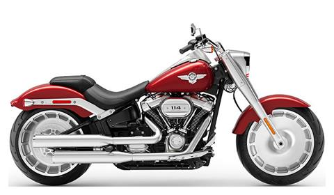 2019 Harley-Davidson Fat Boy® 114 in Belmont, Ohio