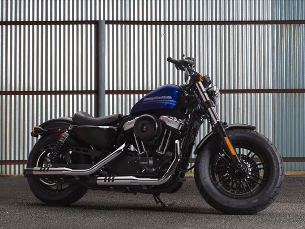 2019 Harley-Davidson Forty-Eight® in Marquette, Michigan