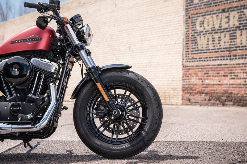 2019 Harley-Davidson Forty-Eight® in New London, Connecticut - Photo 6