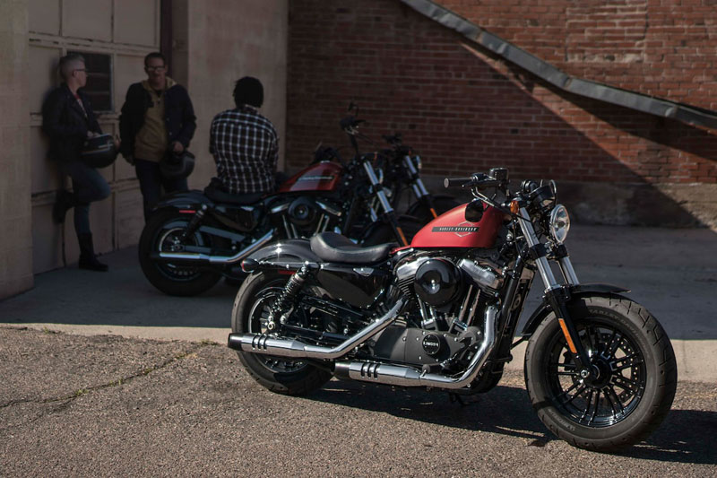 2019 Harley-Davidson Forty-Eight® in Augusta, Maine - Photo 8