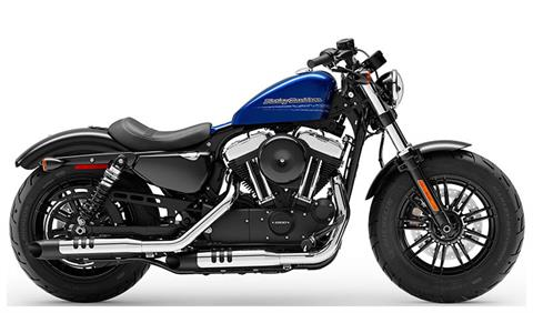 2019 Harley-Davidson Forty-Eight® in Bloomington, Indiana - Photo 1
