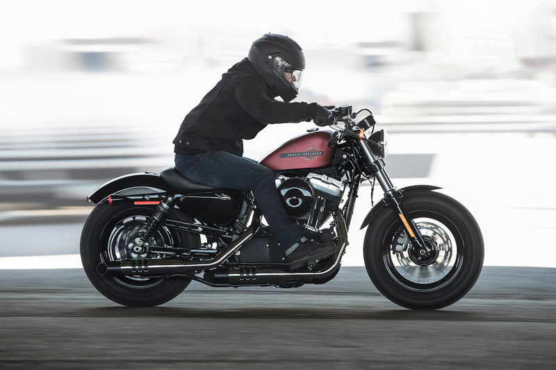 2019 Harley-Davidson Forty-Eight® in Augusta, Maine - Photo 2